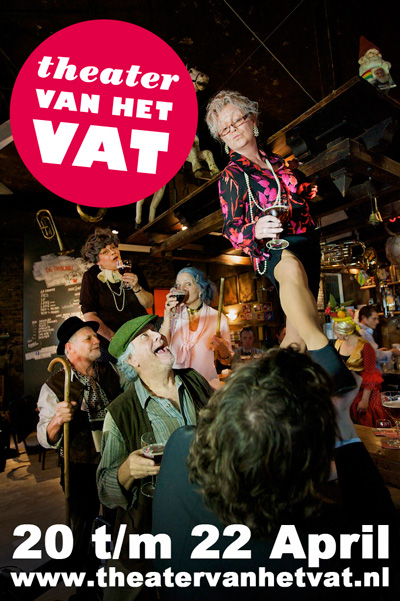[2012]  Theater van het Vat